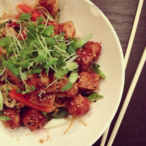 tofu tao
