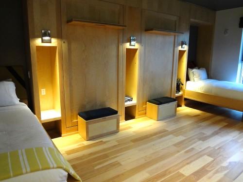 Garde robe chambre coucher accueil design et mobilier for Lit escamotable costco