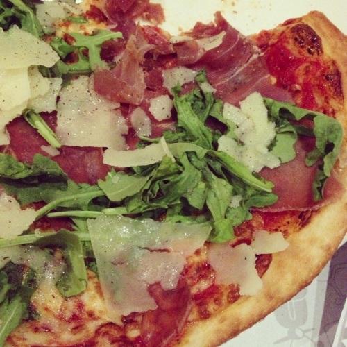 pizz La vie est belle