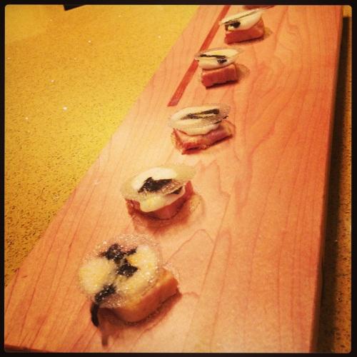foie gras Sauternes