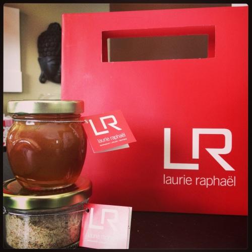 cadeau du Laurie Raphaël