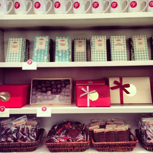 packaging chocolats favoris