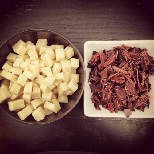 gouda et chocolat
