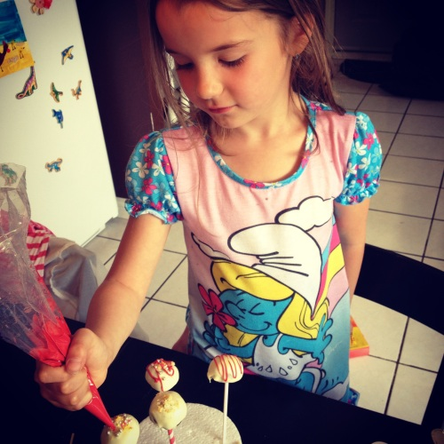 Décoration cakepops