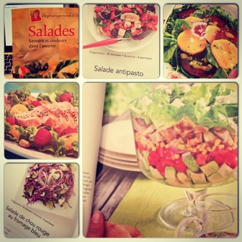 revue salades pratico-pratiques