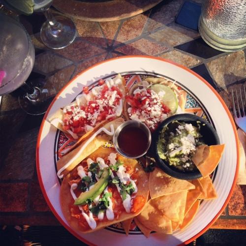 assiette dégusation casa mexicana