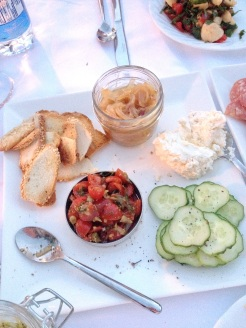 Lunch dîner en blanc 2