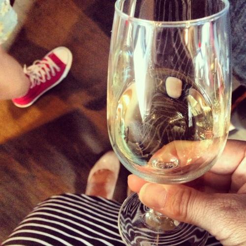 Apéro à Bordeaux fête le vin