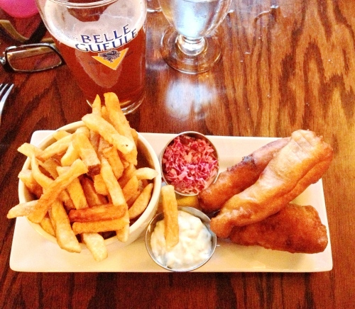fish'n'chips Fistons