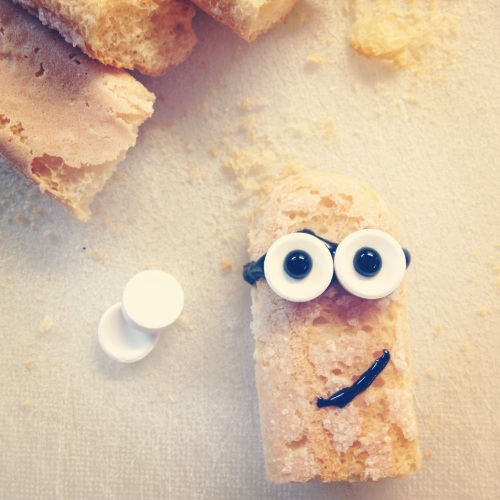 Mignons en biscuits