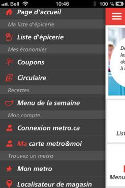 application metro 2