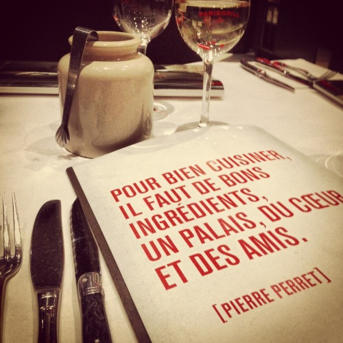Paris Grill citation