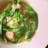 soupe thaï cari et coco