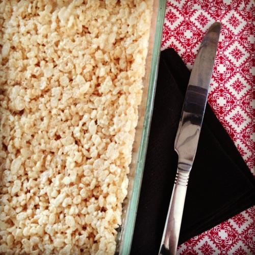 Carré Rice Krispies