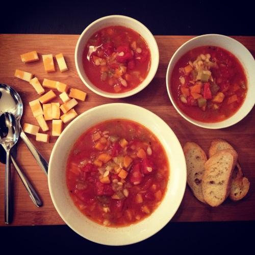 Meilleure soupe aux légumes du monde