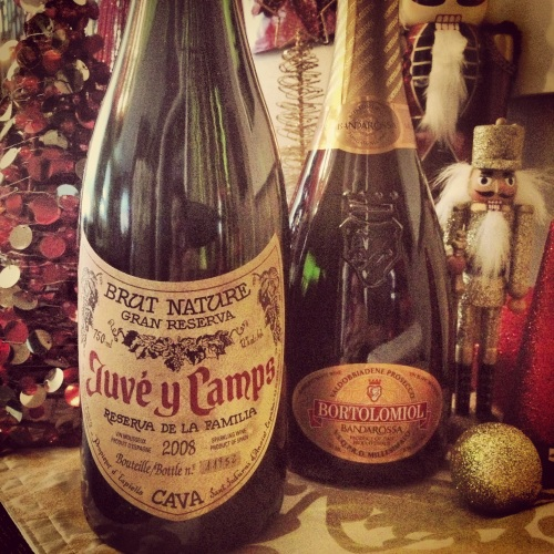 Suggestions Mousseux pour Noël