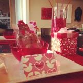 table st-valentin