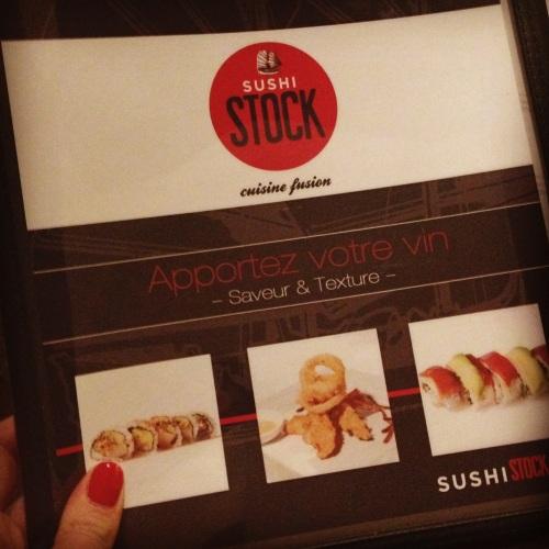 sushi Stock