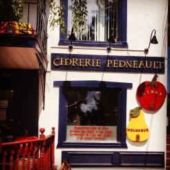 Cidrerie Pedneault 2