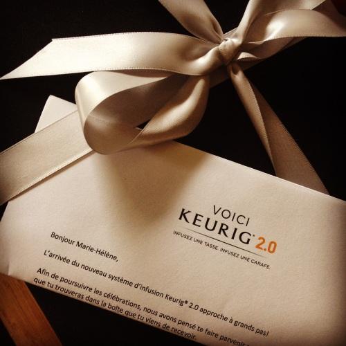 Voici Keurig 2.0