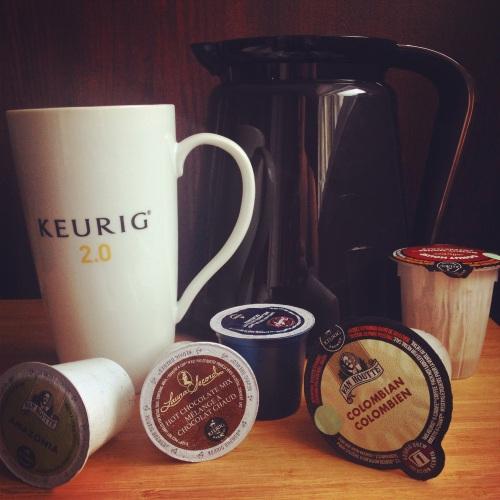 K-Cup et K-Carafe