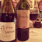 Le P'tit Spencer et Papillon Rouge