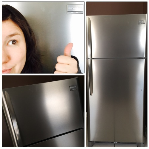 Custom-Flex Frigidaire