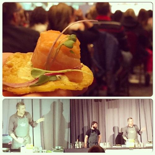 Martin Juneau Foodcamp