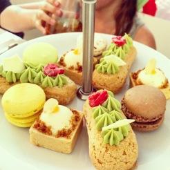 Desserts Panache du parc