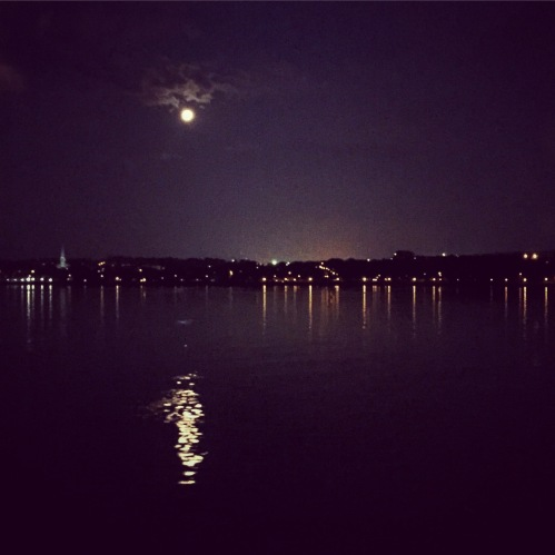 Lune sur Lévis #AMLExpérience