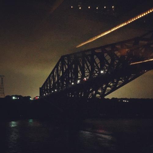 Pont de Québec #AMLExpérience