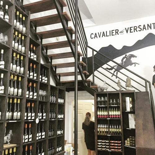 Domaine Gélinas vins