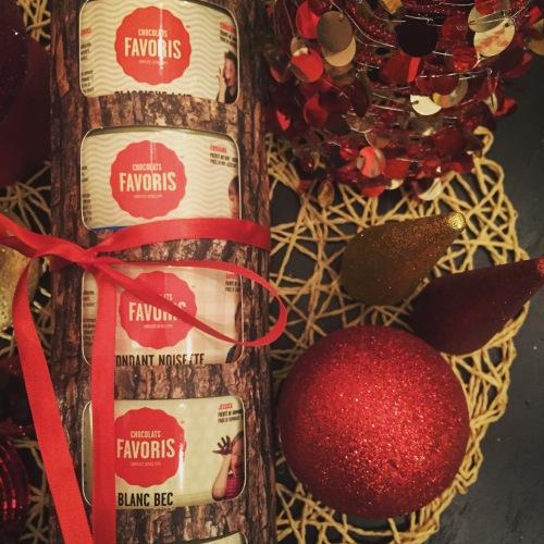 Bûche Chocolats Favoris
