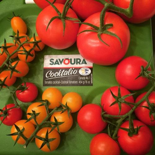 Tomates Savoura