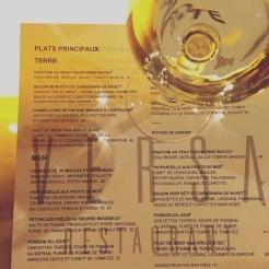 menu versa